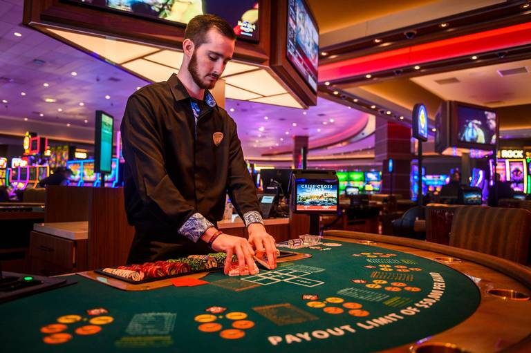 Be Instructed To (Do) Casino Like A Specialist